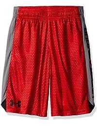 Under Armour Eliminator-Pantalones cortos de deporte para niño, FR: M (talla fabricante: YMD)
