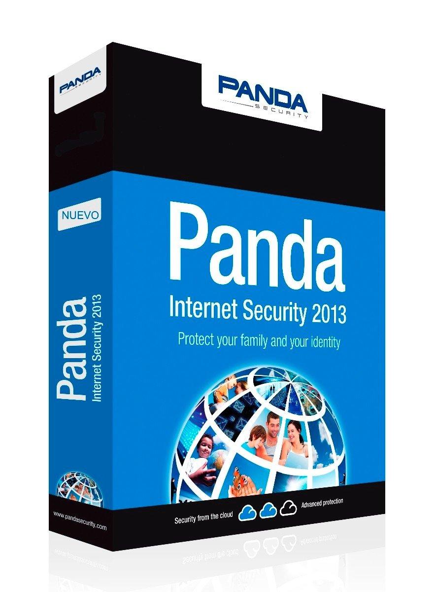 Panda Internet Security 2013 3utente(i) 1anno/i