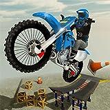 stunt bike freestyle motociclismo: extreme stuntman bike jinete juegos 2018