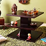 Ikiriya solid wood CTW0047 Coffee Table (wallnut)