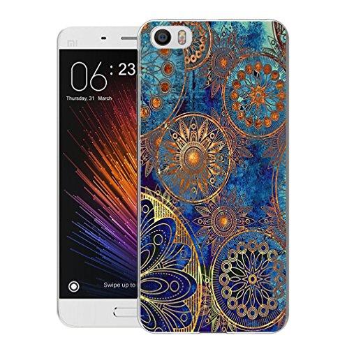 Xiaomi Mi 5 / Mi5 Handy Tasche, FoneExpert® Ultra dünn TPU Gel Hülle Silikon Case Cover Hüllen Schutzhülle Für Xiaomi Mi 5 / Mi5