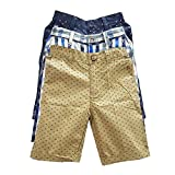 #4: Lil Mee Boys Cotton Shorts (Pack of 3)