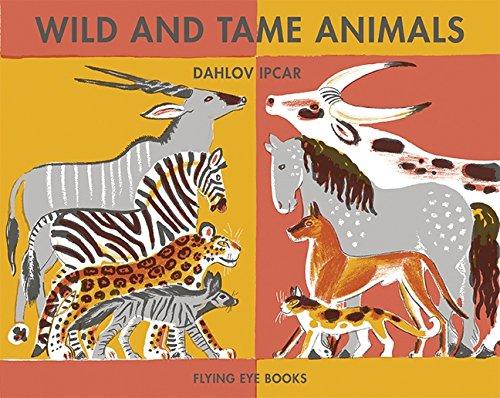 Wild and Tame par Dahlov Ipcar