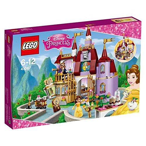 LEGO Disney Princesa Castillo Encantado 41067 Belles