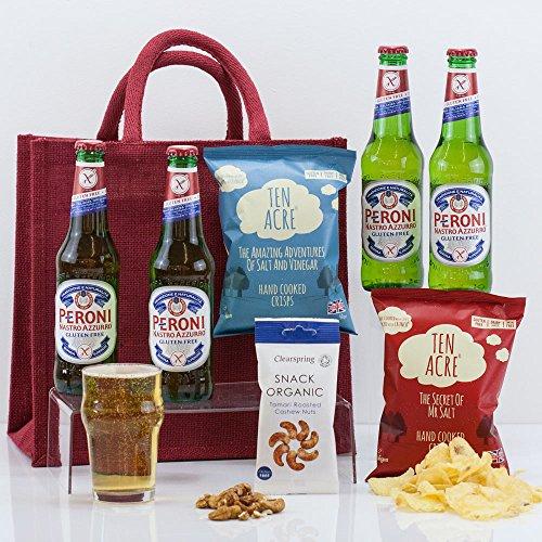natures-hampers-cesta-de-regalo-cerveza-peroni-sin-gluten-y-snacks-con-amigos-caja-de-regalo-de-cerv