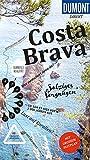 DuMont direkt Reiseführer Costa Brava: Mit großem Faltplan - Ulrike Wiebrecht