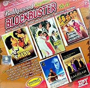 Bollywood Blockbuster Vol.15