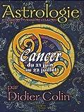 Cancer - Du 21 juin au 22 juillet