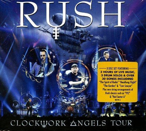 Clockwork Angels Tour by Roadrunner Records (2013-12-03)