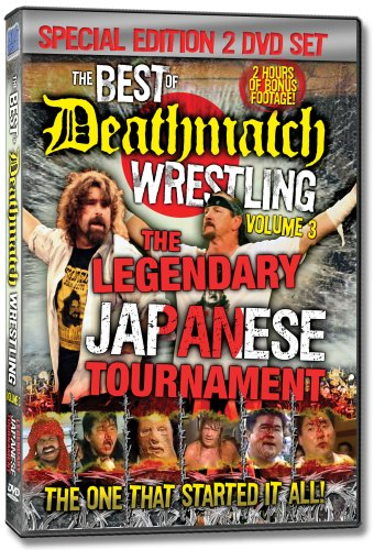 Best of Deathmatch Wrestling 3: Japan [DVD] [Import]