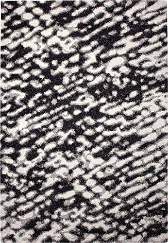 Preisvergleich Produktbild ESPRIT Handtuft Madison - anthrazit - 200 x 200 cm