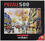 Anatolian/Perre Group ANA.3563 - Puzzle - Evening in İstanbul, 500-Teilig