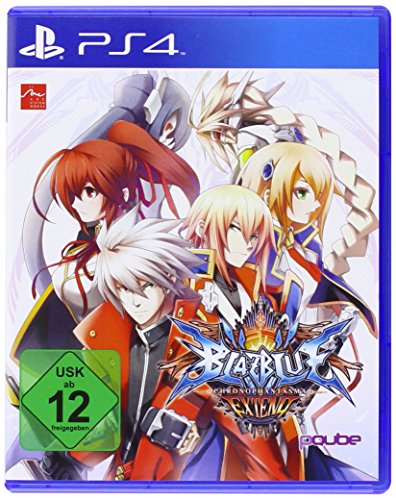 Blazblue - Chrono Phantasma Extend [Importación Alemana]