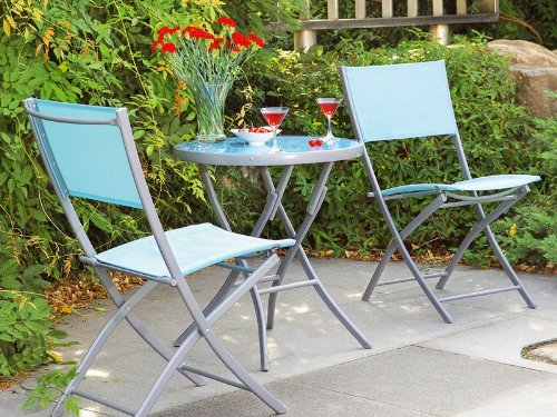 BEST 92230022 Balkon-Set Sunshine, 3-teilig