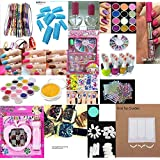 Unique All In One Nail Art Kit For Birthday/Anniversary, Valentine Gifts For Women