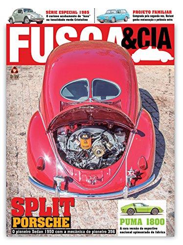 Fusca & Cia Ed.135 (Portuguese Edition) por On Line Editora
