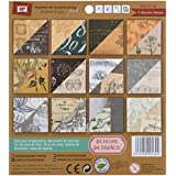 MP PD111-12 - Block de scrapbooking doble cara