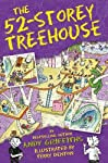 The fourth book in the wacky Treehouse adventures series where the laugh-out-loud story is told through a combination of text and fantastic cartoon-style illustrations.  Andy and Terry's incredible, ever-expanding treehouse has thirteen new storeys, ...