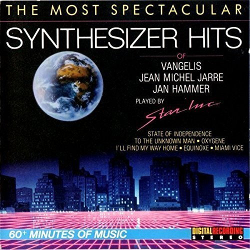 Most spectacular synthesizer hits of Vangelis, Jean Michel Jarre & Jan Hammer by Star Inc. (Synthesizer)