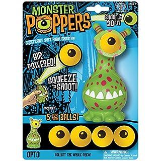 Cheatwell Games Monster Popper Opto weicher Schaumstoff Ball Shooter