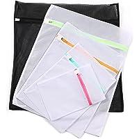 TouGod Lot de 5 sacs à linge en filet de lavage pour machine à laver Sacs pour linge Laundry Bag Wash Bag pour chemisier…