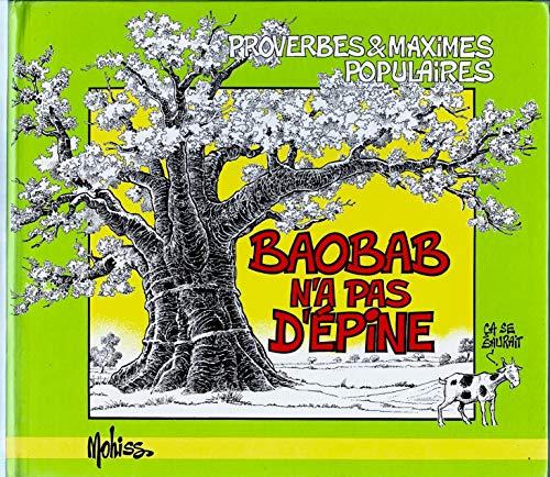 BAOBAB N'A PAS D'EPINE