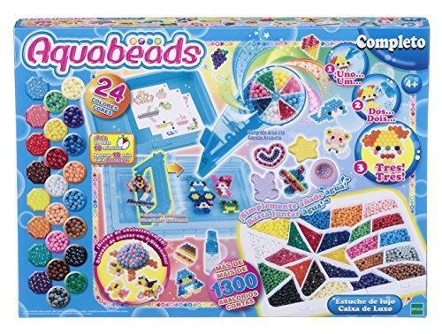 Aquabeads   Estuche de luxe (Epoch para imaginar 32789)