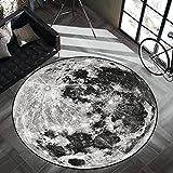 WXIN /Erde Rund Teppich/Computer Stühle Warenkorb Garderobe/Wohnzimmer Studie Schlafzimmer Hat Eine Rutschfeste Teppich