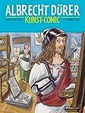 Kunst-Comic Albrecht Dürer - Mona Horncastle