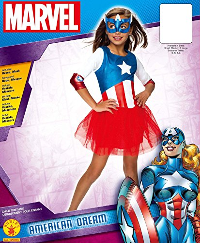 Imagen de metálico capitán américa  avengers edad de ultron  childrens disfraz  medium  132cm alternativa