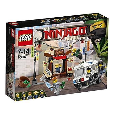 LEGO - 70607 - Lego Ninjago - Jeu de Construction
