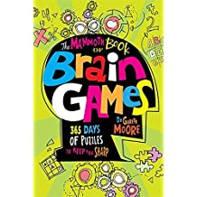 The Mammoth Book Of Brain Games (Mammoth Books) by Dr Gareth Moore (2014-04-17)