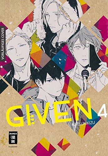 Given 04 por Natsuki Kizu