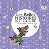 Recueil belles histoires des tout petits avec cd