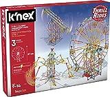 K'NEX - Thrill rides 3 en 1 parque atracciones, 744 piezas (Fábrica de Juguetes 41230)