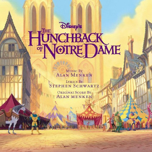 The Hunchback Of Notre Dame Original Soundtrack (English Version)