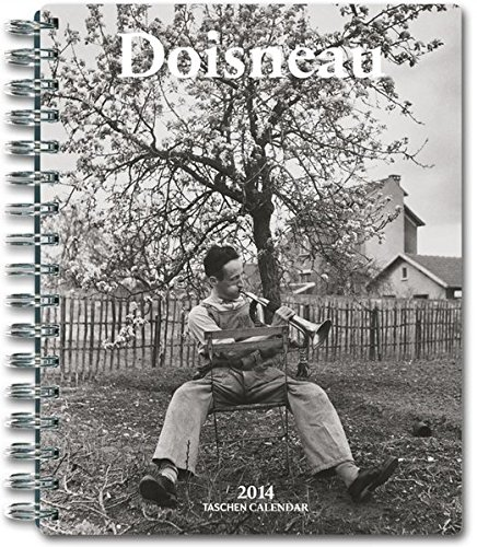 Descargar Libro 14 Doisneau, Paris (Taschen Spiral Diaries) de Collectif
