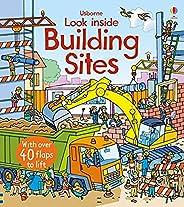 Look Inside a Building Site (Look Inside Board Books)