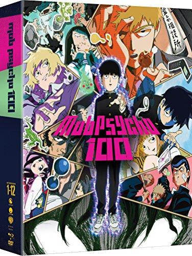 Mob Psycho 100: Complete Series [USA] [Blu-ray]