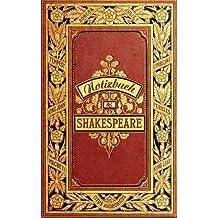 Shakespeare (Notizbuch): Notizbuch, Notebook, Vintage, Old Fashion, Klassiker, Edel, Design, Einschreibbuch, Tagebuch, Diary, Notes, Geschenkbuch, ... Arbeit,] bestseller, Antik Label Cover