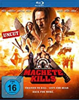 Machete Kills - Uncut [Blu-ray] hier kaufen