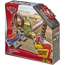 Mattel Cars Story Sets Pista Luigi