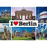 Schmidt Spiele 59281 - I love Berlin, 1000 Teile Puzzle
