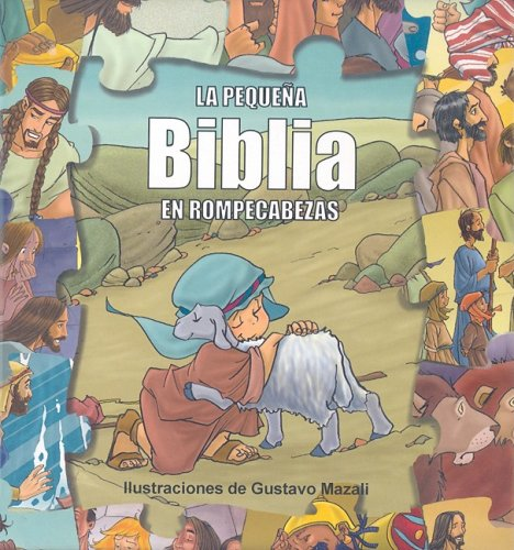La Pequena Biblia en Rompecabezas [With Puzzles]