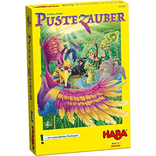 Haba 301878 - 'Pustezauber Spiel