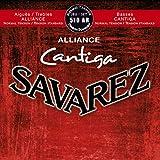 Savarez Alliance Cantiga 510AR Jeu de Cordes pour Guitare classique