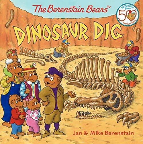 The Berenstain Bears' Dinosaur Dig por Jan Berenstain