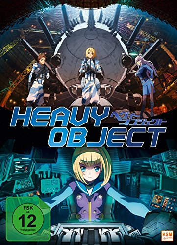 Heavy Object, Vol. 1, Episode 01-06 (Mit Sammelschuber) -