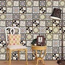 20cmx3m CZ001 adesivi adesivi piastrelle | Adesivo Piastrelle – Stile creativo Parete Bagno e Cucina | Piastrelle Adesivo , 20cm*3m