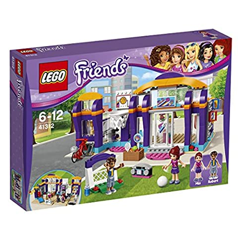 LEGO - 41312 - Friends - Jeu de construction - Le centre sportif d'Heartlake City
